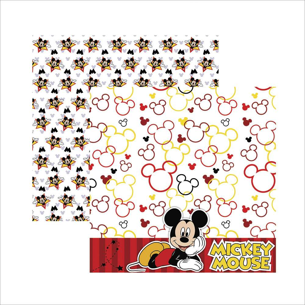MICKEY MOUSE 2 PAISAGEM