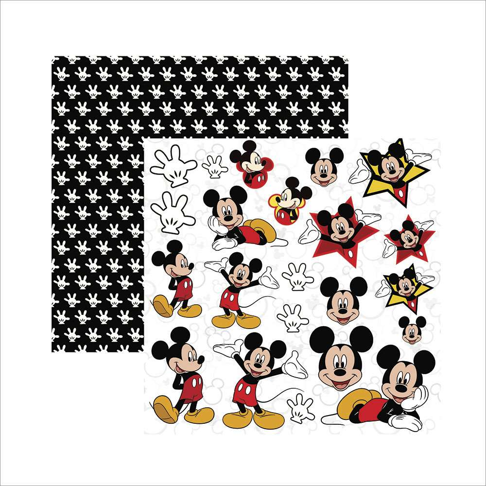 MICKEY MOUSE 2 RECORTES