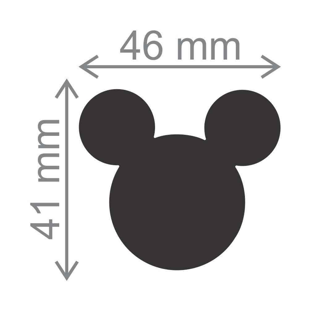 CABECA MICKEY MOUSE